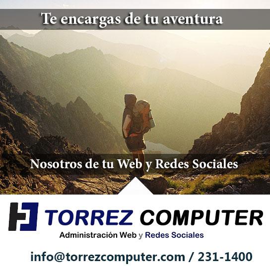 Nosotros nos encargamos de tu web tu de tu aventura