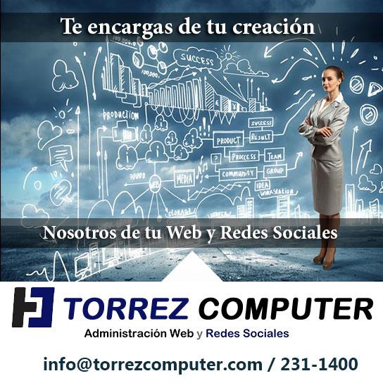 Nosotros nos encargamos de tu web tu de tu creación