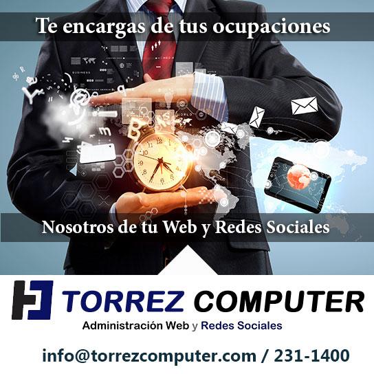 Nosotros nos encargamos de tu web tu de tus ocupaciones
